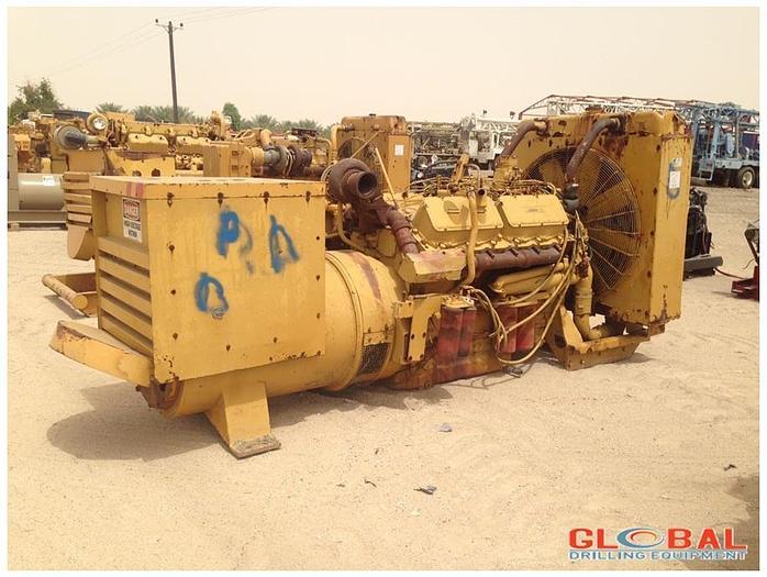 Used Item 0647 : Caterpillar SR-4 Generator Set w/ 3412 Engine