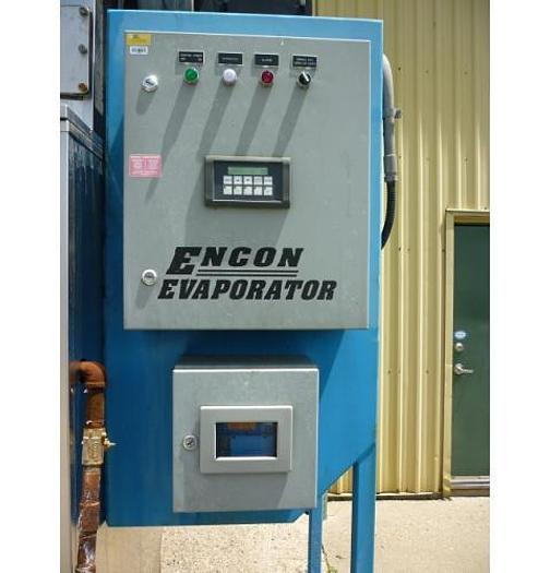 """USED FILTER, THERMAL WASTEWATER EVAPORATOR BY """"ENCON"""""""