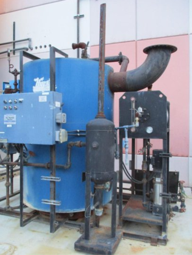 Hurst 200 PSI Steam Boiler