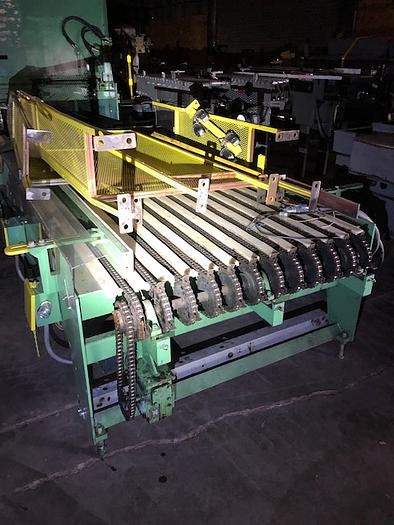 Columbia Model FL-500 Case Palletizer