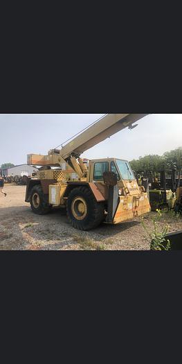 Used GROVE RT-580