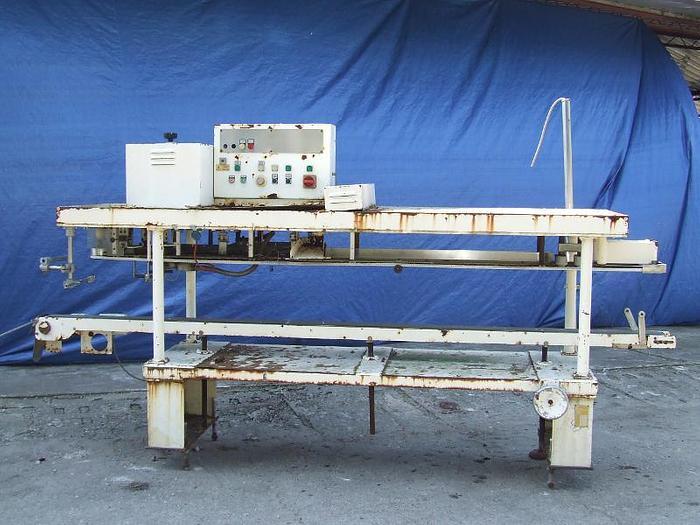 Używane Pasowa zgrzewarka do worków foliowych
