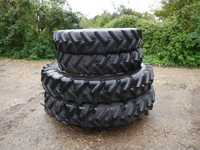 Used BKT Wheels and Tyres