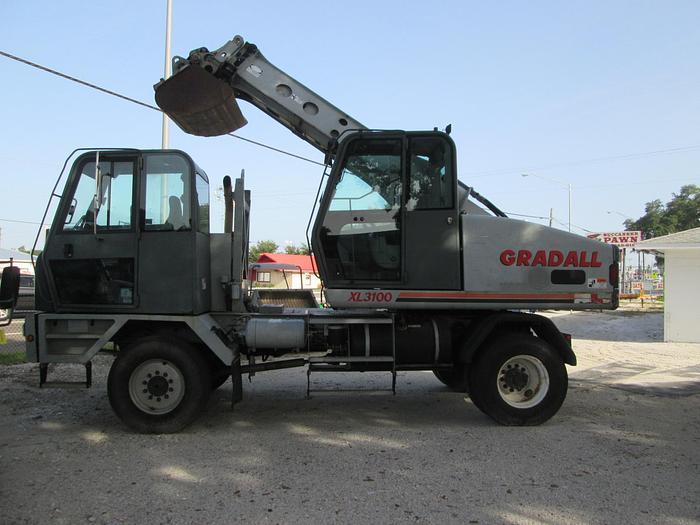 Used 2006 Gradall Excavator XL3100