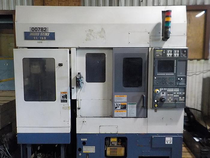 2000 Mori Seiki CL-153 with Loader
