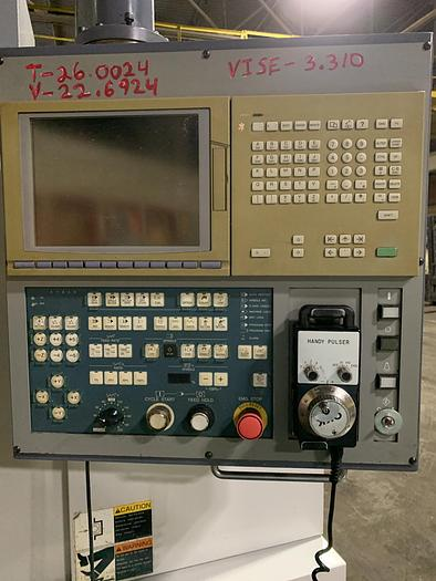 OKK VM-5 II CNC Mill