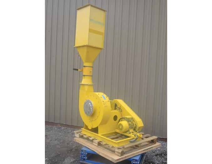 USED DUST COLLECTOR, PULSE AIR, 1600 CFM, 210 SQ. FT