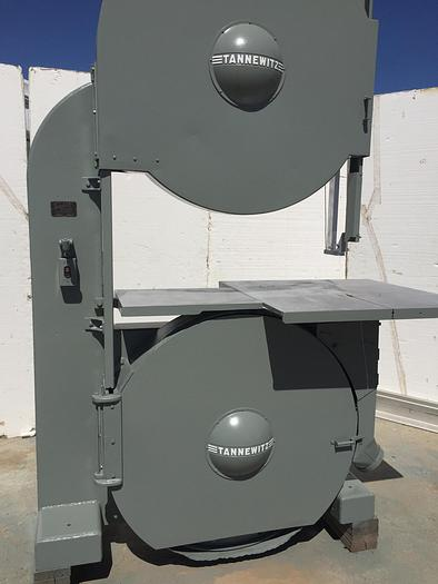 Used 42 in. Tannewitz Mdl. RHE Vertical Band Saw