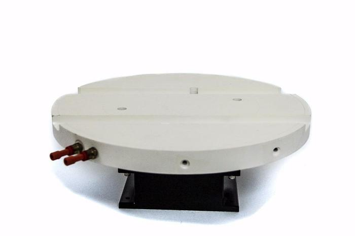Used VEECO Ceramic Vacuum Wafer Chuck 300mm Pneumatic Leveling Table Dimension (4230