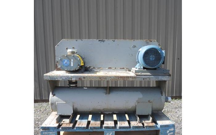USED ROOTS ROTARY LOBE BLOWER, 40 CFM