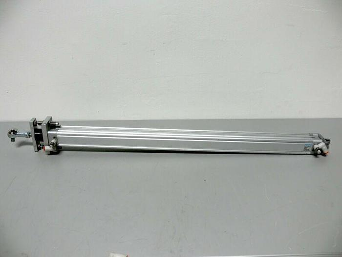Used Festo DNC-32-620-PPV-A 28874528 145PSI Max Pneumatic Cylinder
