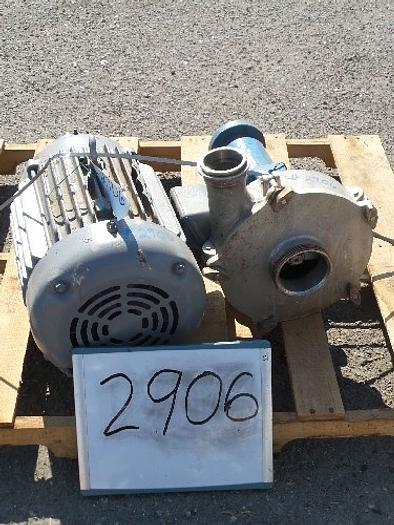 Used Tri Clover 4'' x 3'' Centrifugal Pump