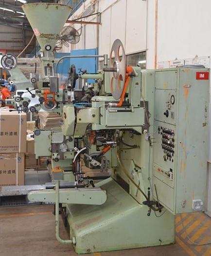 (3) IMA C21 TEABAG MACHINES