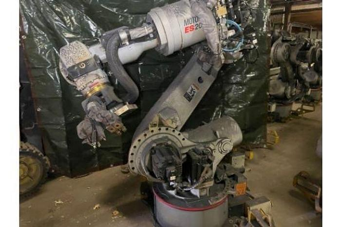 Used MOTOMAN ES200N 6 AXIS CNC ROBOT WITH NX100 CONTROLLER