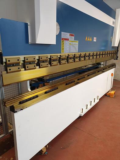 PIEGATRICE NUOVA CE IBETAMAC 4100X125 T PLC 2 ASSI INDUSTRIA 4.0