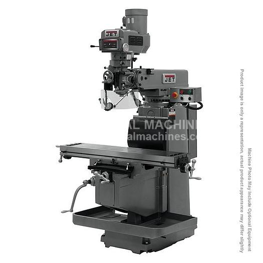JET JTM-1254RVS with 2-Axis ACU-RITE G-2 MILLPOWER CNC, 691943