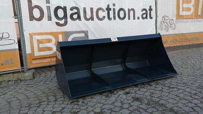 Leichtgutschaufel 180 cm  passend zu Euro Aufnahme