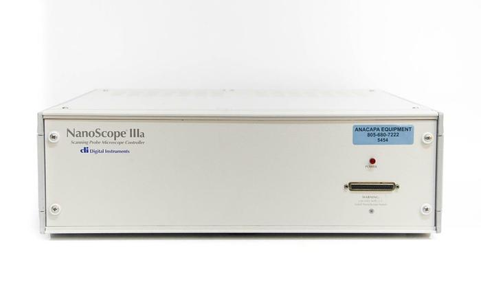 Used Digital Instruments NS-3a Nanoscope IIIa Dimension SPM Controller TESTED (5454)