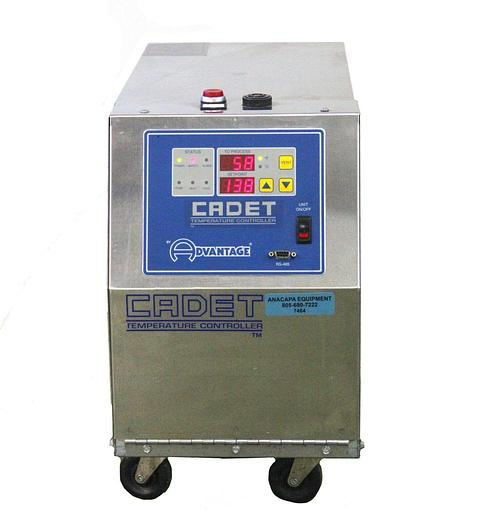 Used Advantage Cadet Mold Temperature Controller CK-435-21C1 (7464)W