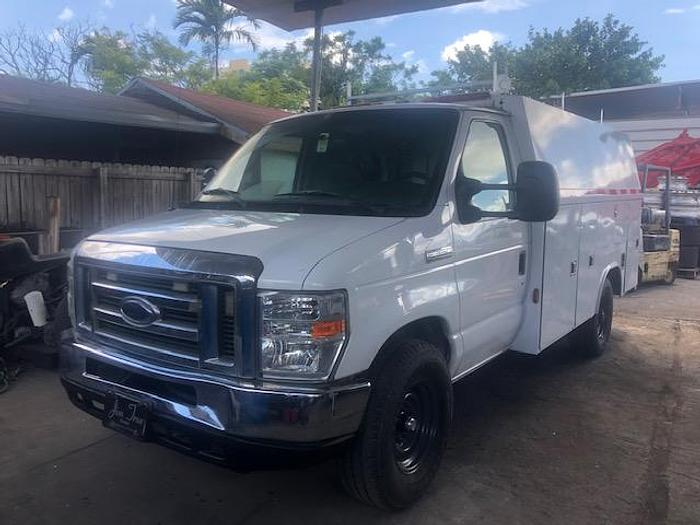Used 2008 FORD F-350 SUPER DUTY SERVICE TRUCK