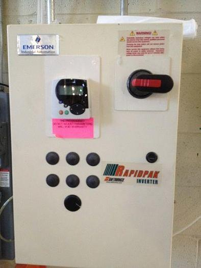 2008 Energenics Dry Lint Filter w/Blower