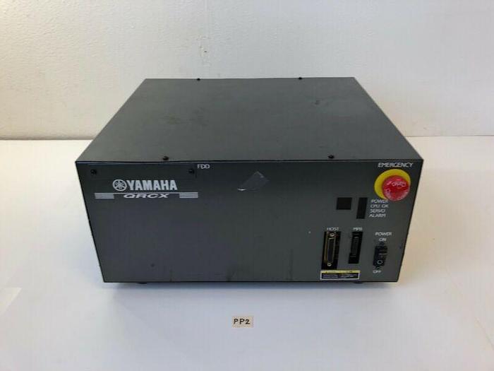 Used Yamaha QRCX Robotic Controller Power Supply QRCX-000 *Warranty~Fast Shipping*