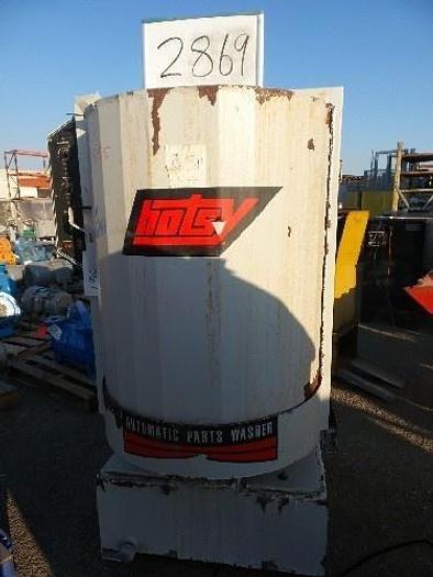 Used Hotsy Parts Washer Model 7533