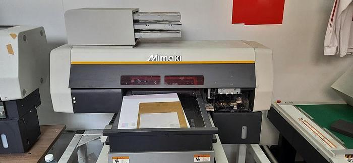 Used 2015 Mimaki UJF-3042FX UV Printer