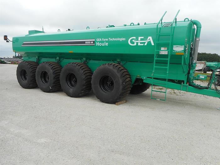 GEA EL48-8D7900 Manure Tanker
