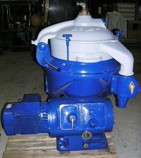 Used Alfa Laval MAPX 309B-14 separator