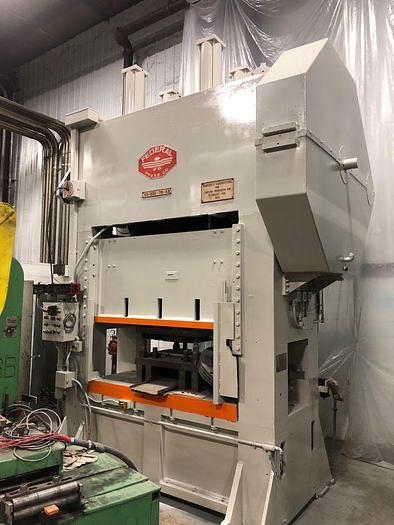 Used 200 TON FEDERAL SSDC PRESS