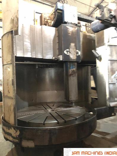 Used TOSHIBA TUE 15 CNC VTL (INCOMING)