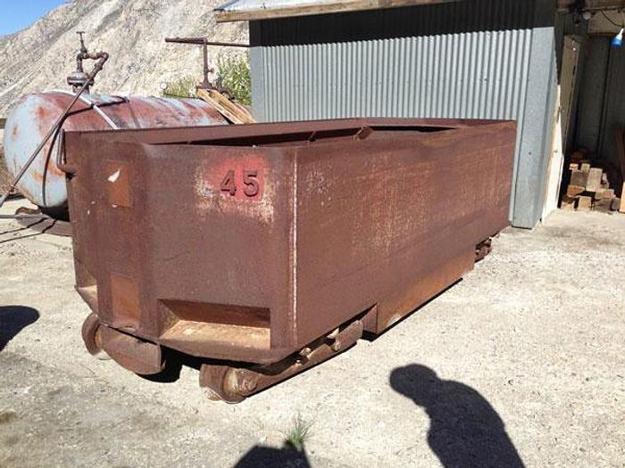 Used 25 Rail Cars