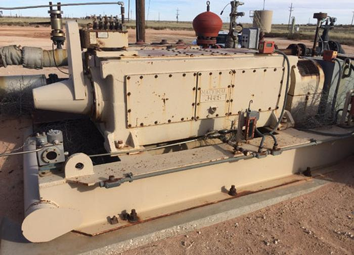 625q-7 National Quint Pump with 450 hp motor