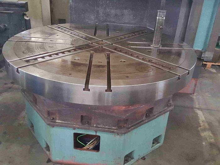 TORNIO VERTICALE TOS SKIQ 20 CNC