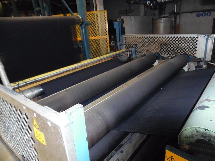 BENNINGER Indigo slasher dyeing line