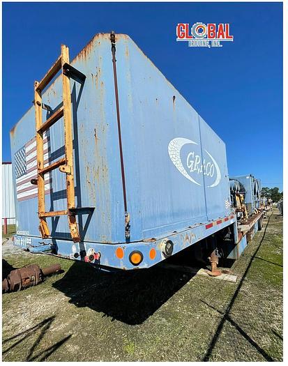 Used 2007 ACEC 1350/500 Air Foam Unit w/ Sullair 1350/500 Air Compressor