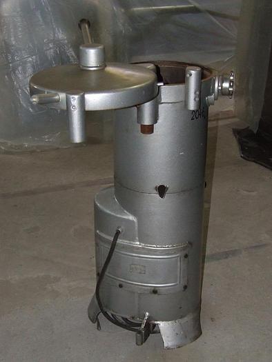 Używane Nadziewarka hydrauliczna do kiełbas