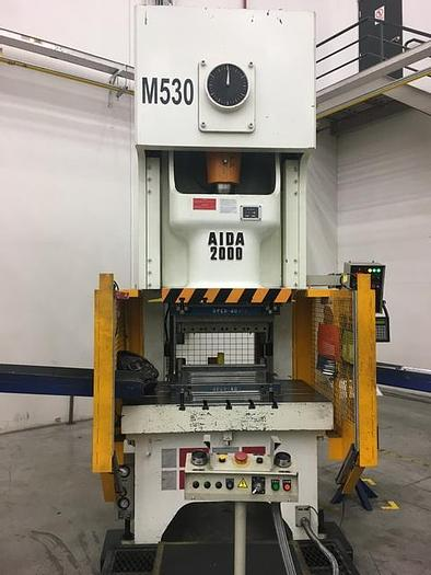 220 ton AIDA Gap Frame Press