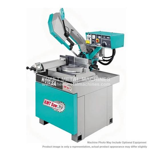 KMT SAW Semi-Automatic AutoCut Mitering Band Saws H 310 SA