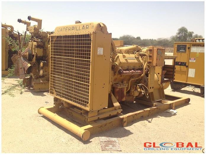 Used Item 0660 : Caterpillar SR4 Generator Set w/ 3408 Engine