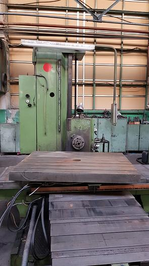 Horizontal Boring Machine PFEIFER F75-1