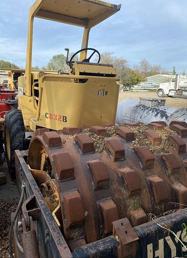 Used 1974 HYSTER C350B