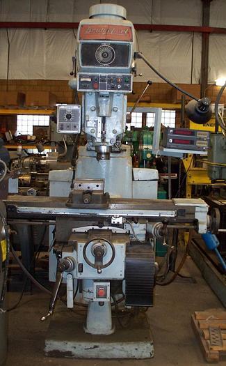 Used Bridgeport Series II 4 HP Vertical Mill