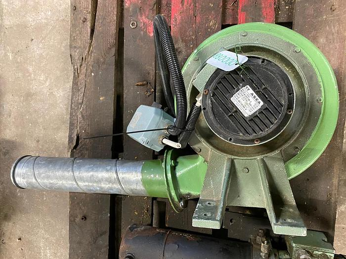 Used 0,55 kW, ASEA, Electric motor with fan 0,55 kW