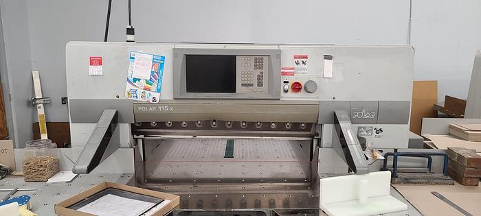 Used 2008 Polar 115X