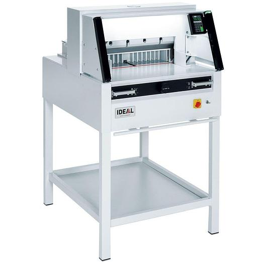 IDEAL 4860 Programmable Guillotine With Safety-Curtain