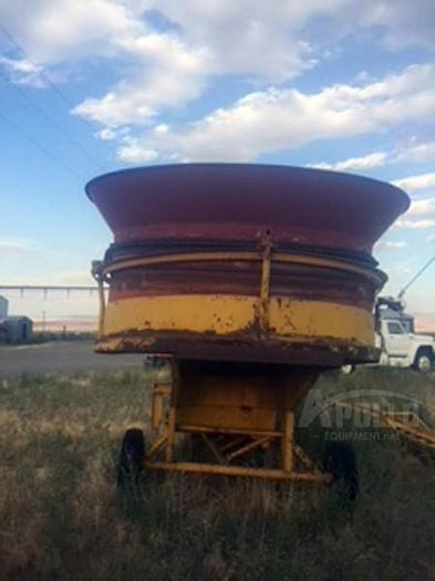 Used 1994 Haybuster C-1100 Electric Tub Grinder