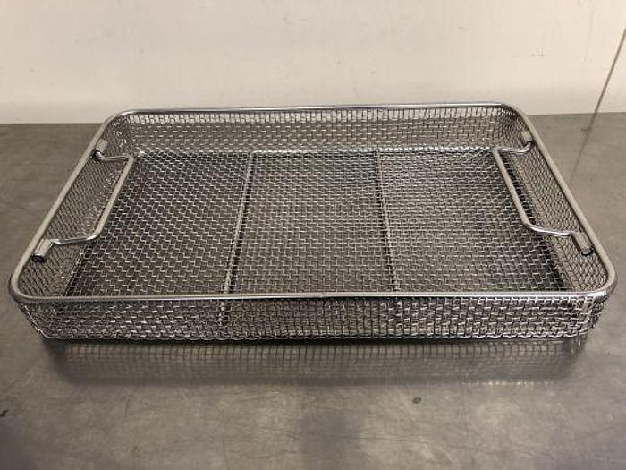 AESCULAP Tray Sterilisation 410 x 250 x 55mm