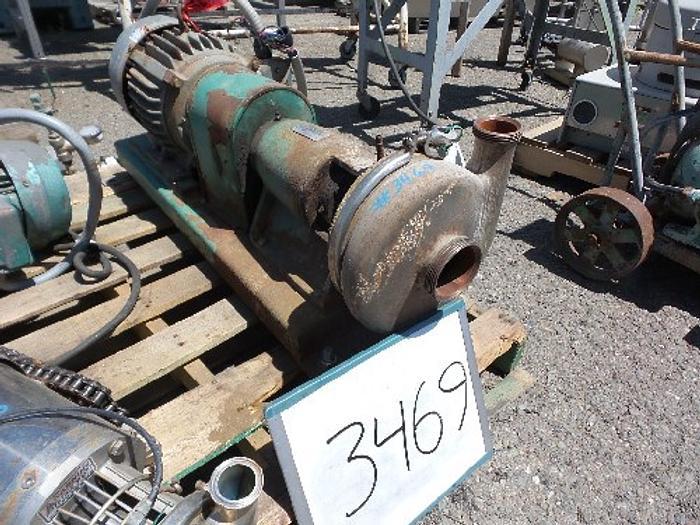 Used Tri-Clover 3'' x 2'' Centrifugal Pump